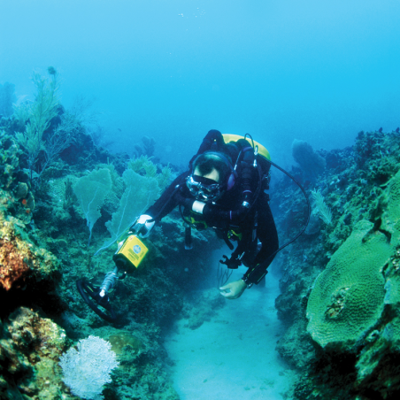 GARRETT SEA HUNTER