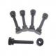 """Viti di Fissaggio 3/8"""" x 2"""" ideali per fissare le piastre metal detector GARRETT"""