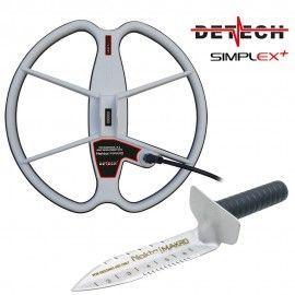 """13"""" ULtimate DD per metal detector Simplex"""