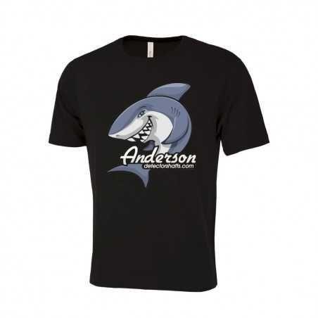 T-Shirt Anderson Shaft Nera