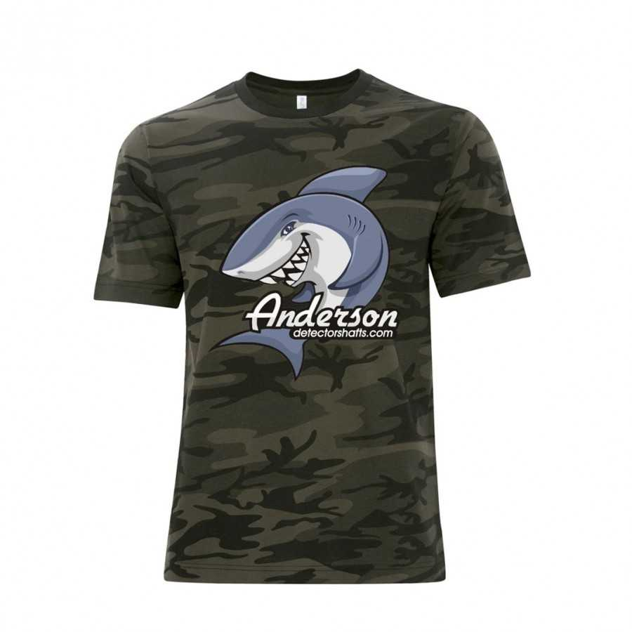 T-Shirt Anderson Shaft Camo