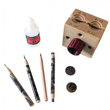 Coin Cleaning Kit
