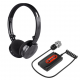 Kit Cuffie Wireless W3