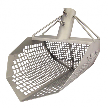 SWALL Steel Perforated Shovel