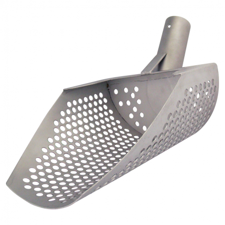 SEAL Steel Perforated Shovel