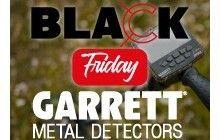 Discover our Black Friday on Garrett Metal Detectors!